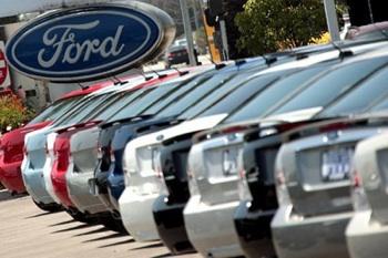 Ford Dealership
