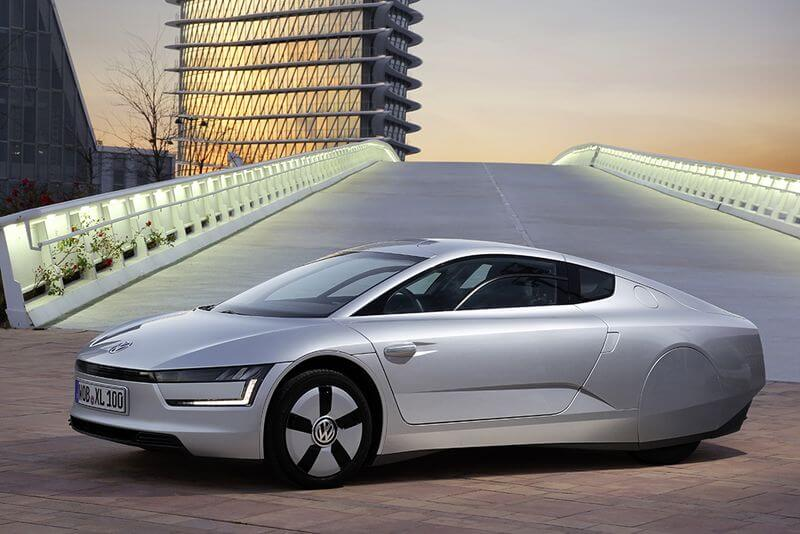 Volkswagen XL1 Hybrid Heading to the Geneva Motor Show