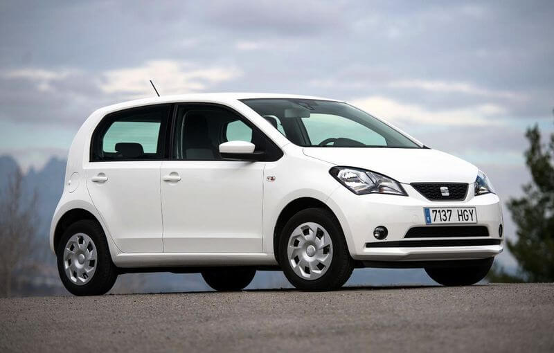 SEAT Mii Ecofuel Car Heading for European Markets
