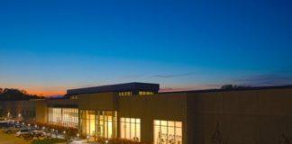 Apple iCloud data center