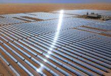 World's largest solar power plant