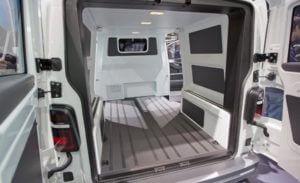 Volkswagen e-Co Motion Concept Van