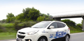 Hyundai ix35 Fuel Cell Vehicle