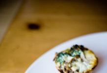 lactose-free broccoli quiche