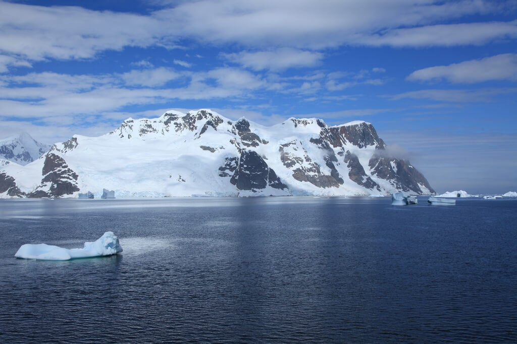 Summer Ice Melt In Antarctica At A Record High, Researchers Say