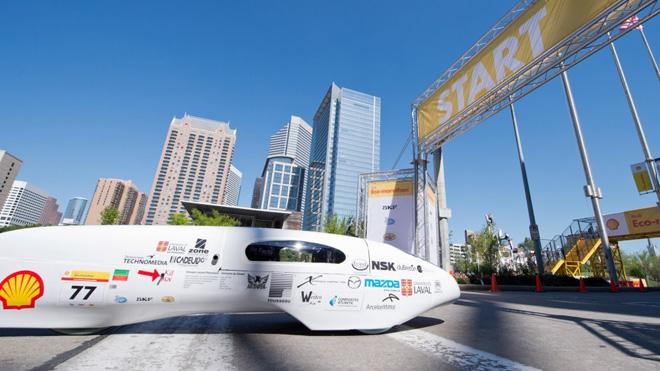 Shell Eco-Marathon Americas 2013