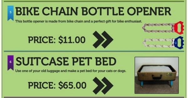 trash into treasure infographic