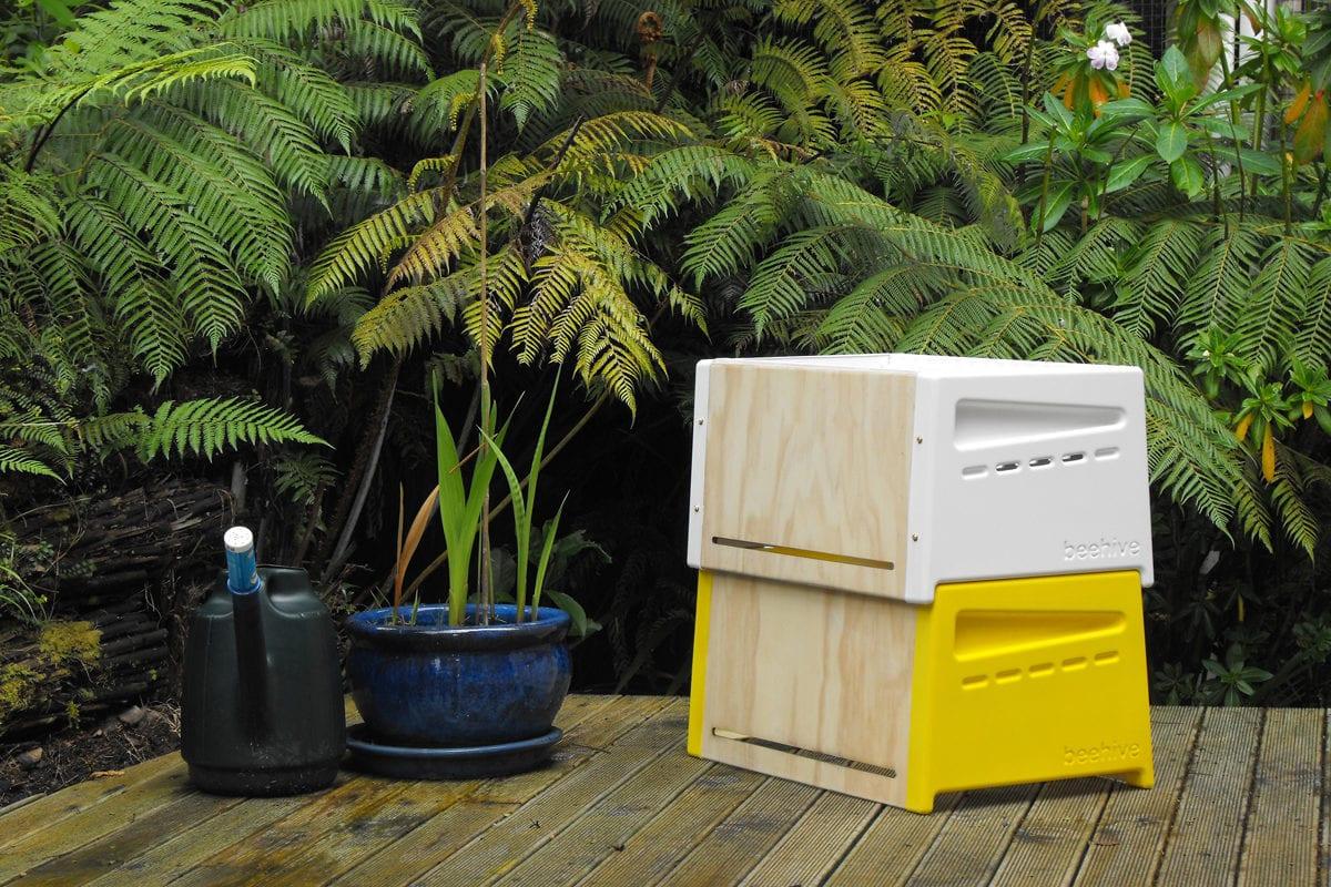 Urban Beehive by Rowan Dunford