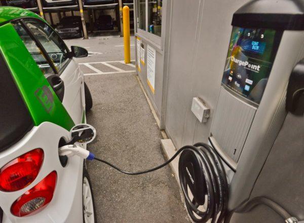 Fast Charging a 2013 Smart EV