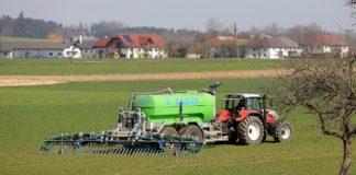Running Out Of Fertilizer