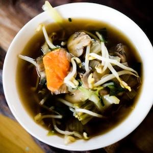 Vegetarian Vietnamese Soup