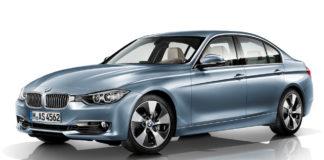 2013 BMW Hybrid Car