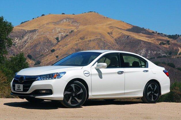 2013 Honda Accord Hybrid