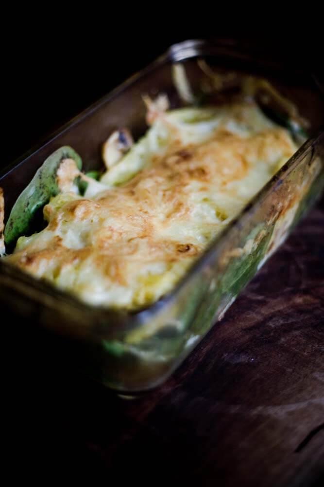 Vegetable Casserole Bake 1