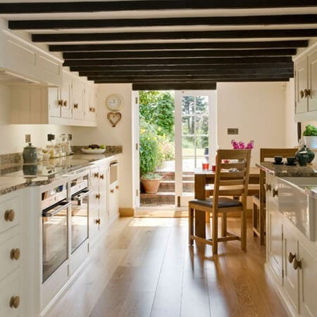 Lovely Country Kitchen