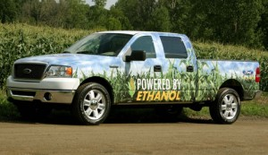 Flex Fuel Vehicle