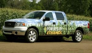 Flex Fuel Vehicle