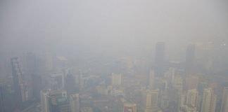 malaysia air pollution