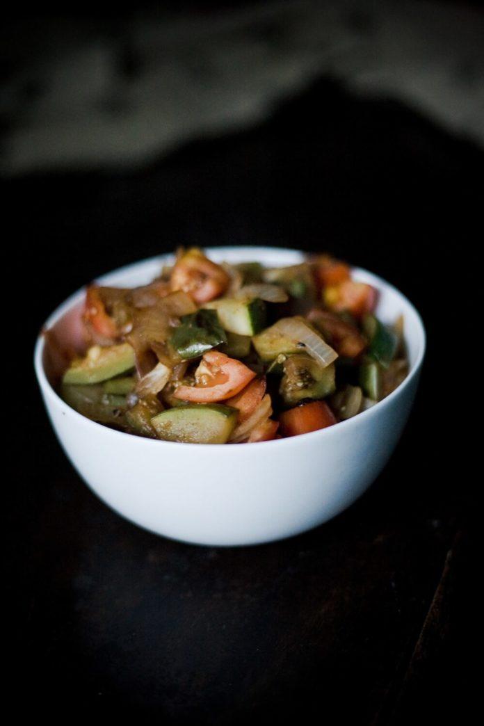 Garam Masala Salad