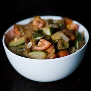 Garam Masala Salad Recipe