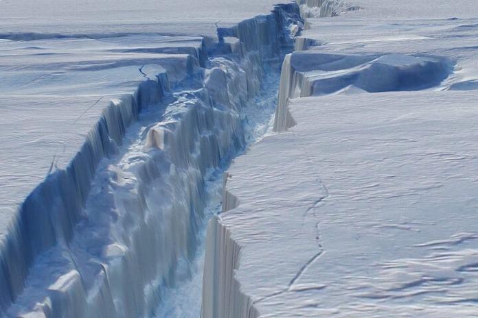 pine island glacier