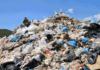 trash island