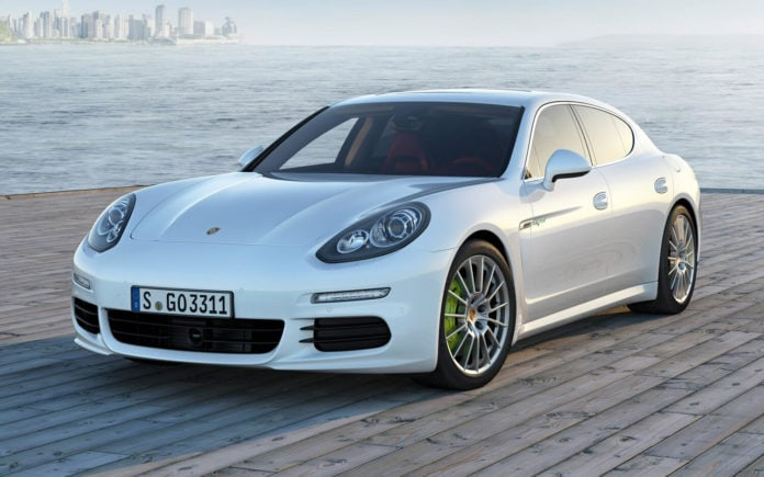 2014 Porsche Panamera S E Hybrid