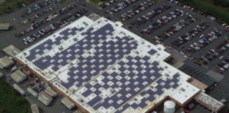 solar panels on walmart