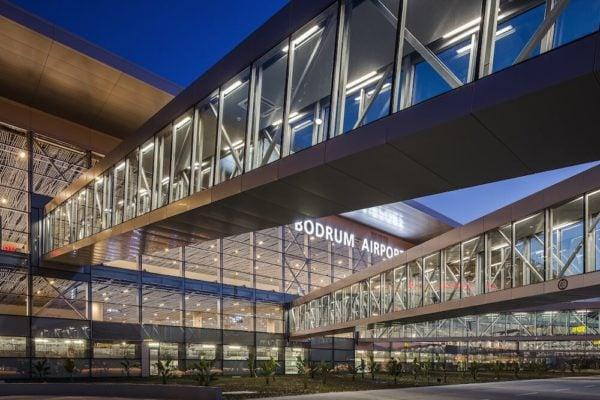 Bodrum International Airport sustainable architecture
