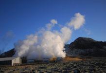 geothermal power plant