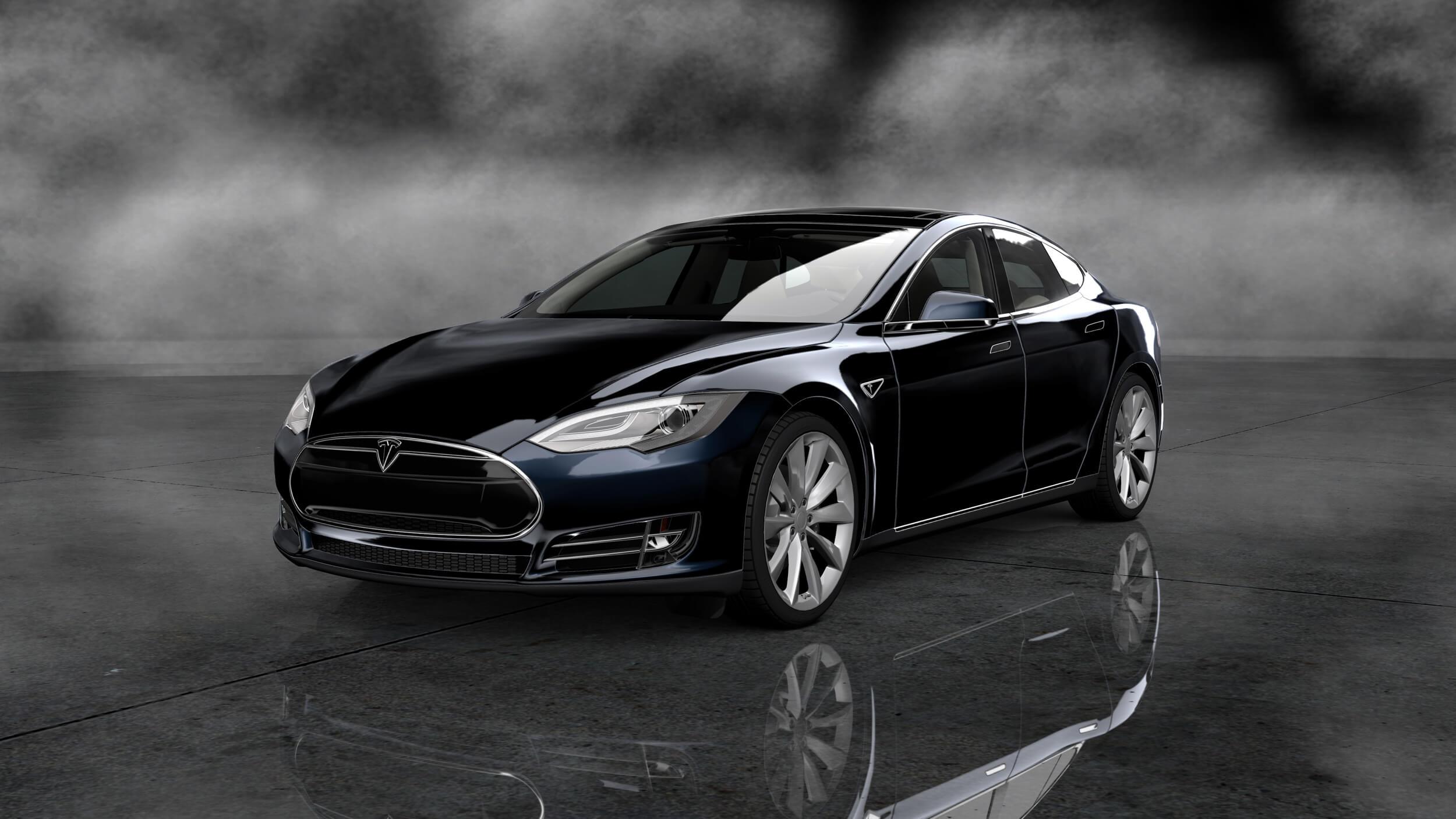 Electric Cars Tesla Motors Images