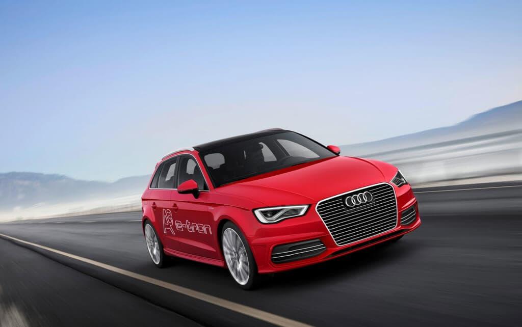 2014 Audi A3 Plug-In Hybrid