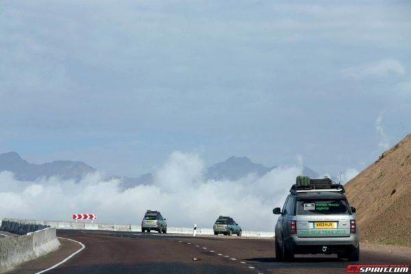 Land Rover Silk Trail