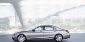 Mercedes-Benz S-Class 2014 hybrid car
