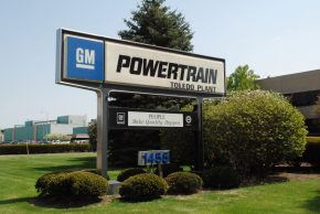 GM's Toledo plant is one of five getting a facelift as the brand moves toward making more fuel-efficient engines.