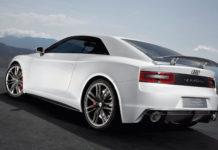 Audi previews 190 mph hybrid car