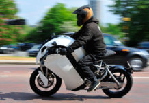 electric superbike