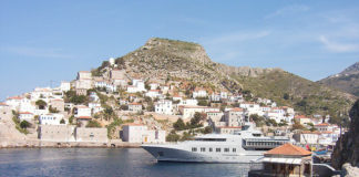 Hydra Island, Greece