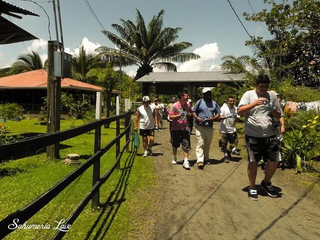 Parasmina, Costa Rica