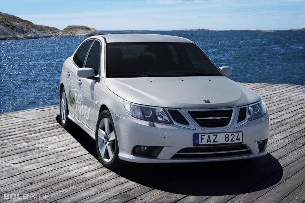 Saab Sedan