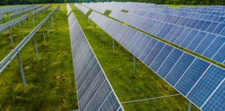 solar power in the UK