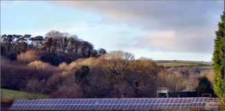 solar panels in the UK