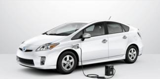 Toyota's plug-in Prius