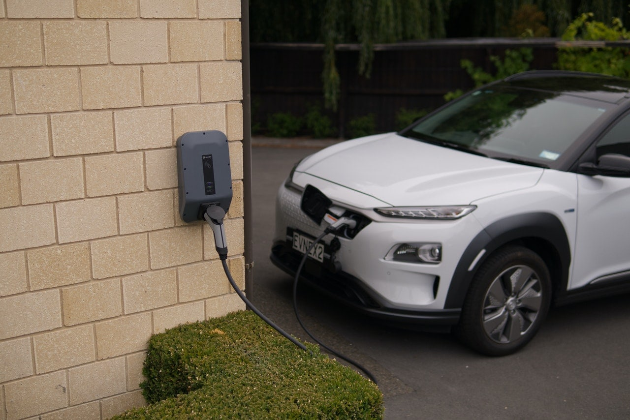 electric vehicle - going off grid