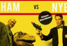 Ken Ham vs Bill Nye