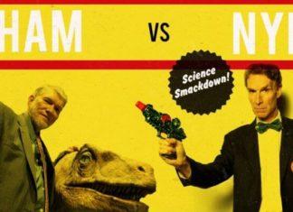 Ken Ham vs Bill Nye