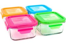 Wean Green Lunch Cubes