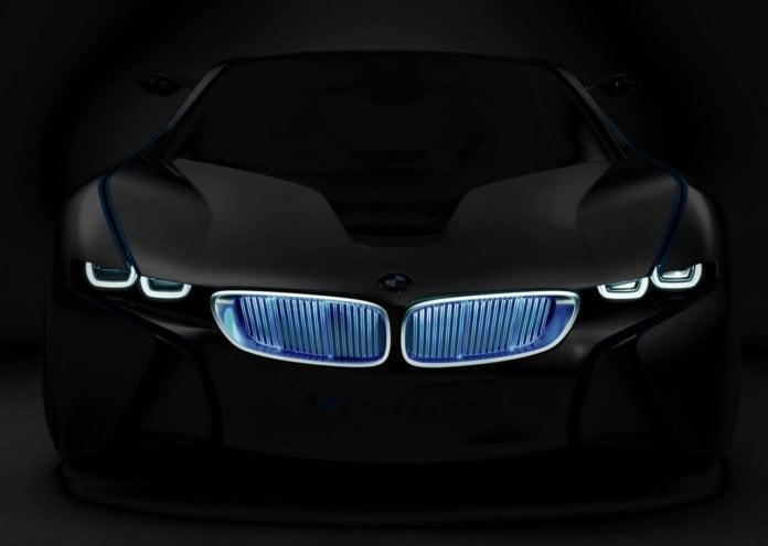 BMW Laser Light Headlights