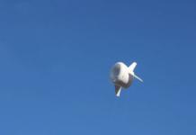 Altaeros BAT flying wind turbine