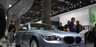 BMW F04 ActiveHybrid
